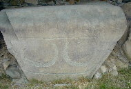 Knowth Kerbstone 86