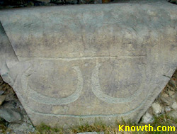 Knowth Kerbstone K86