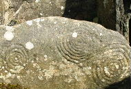 Concentric circles - Cairn H Loughcrew