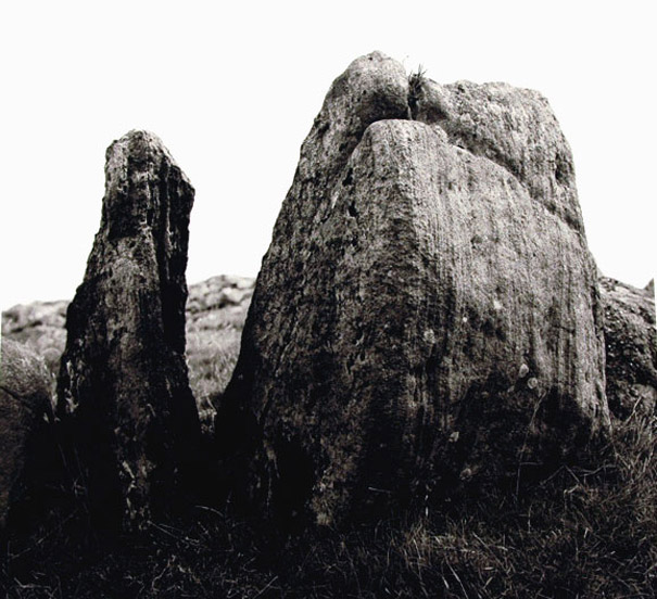Seven Stones at the Hill of the Witch: photographs