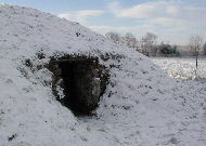 Fournocks - Snow covered mound