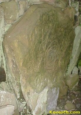 Tara - Megalithic Art from the passage of the Mound of the Hostages