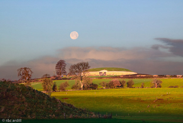 Newgrange Hunters Moon