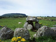 Carrowmore Dolmen and Stone Circle