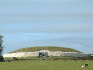 Newgrange Background Wallpaper
